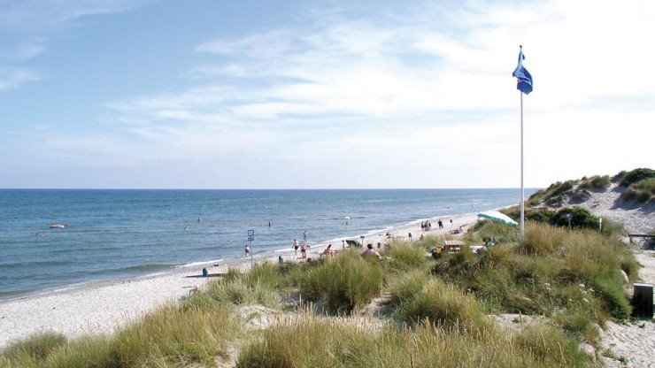 beach denmark Photo from Skage Tourist
