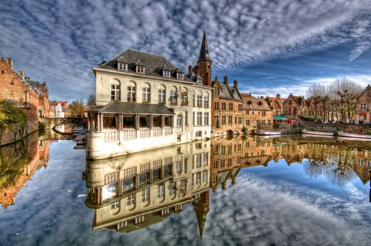 bruges Photo by Dan Biggins