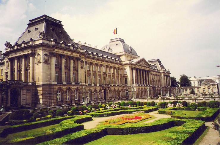 BRUXELLES - Palau Reial