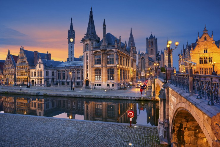 ghent Photo by Rudy