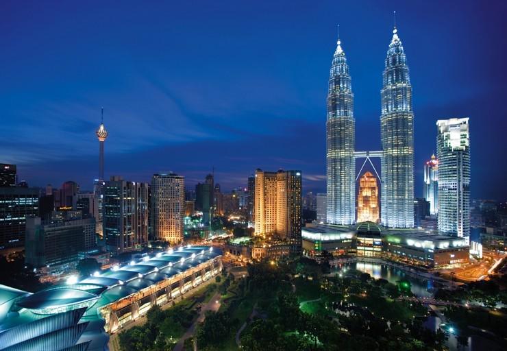 کوالا جاذبه های مالزی