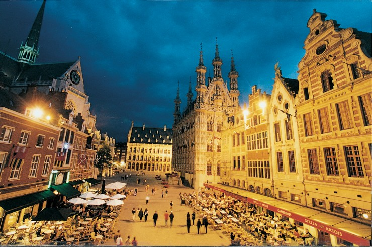 leuven Photo by Team Belgium