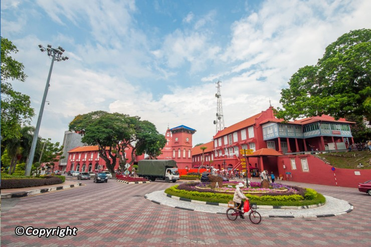 malacca Photo from Malaysia Maps