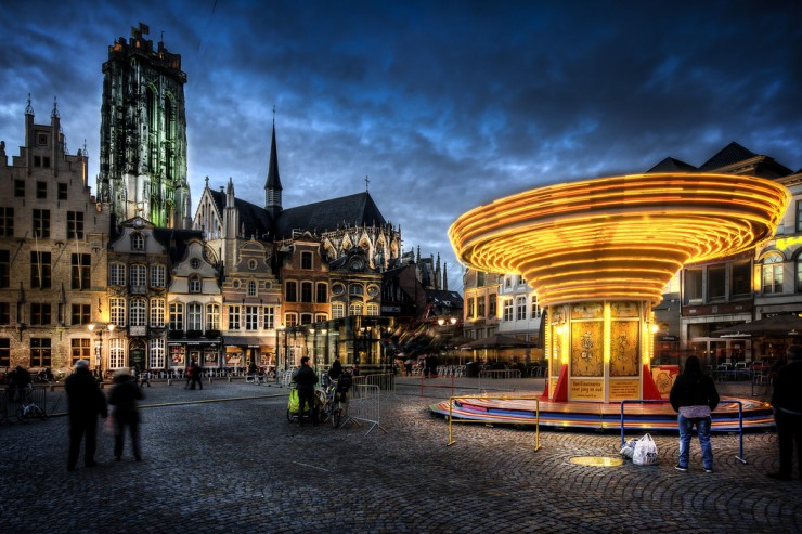 mechelen Photo by Luc Mercelis