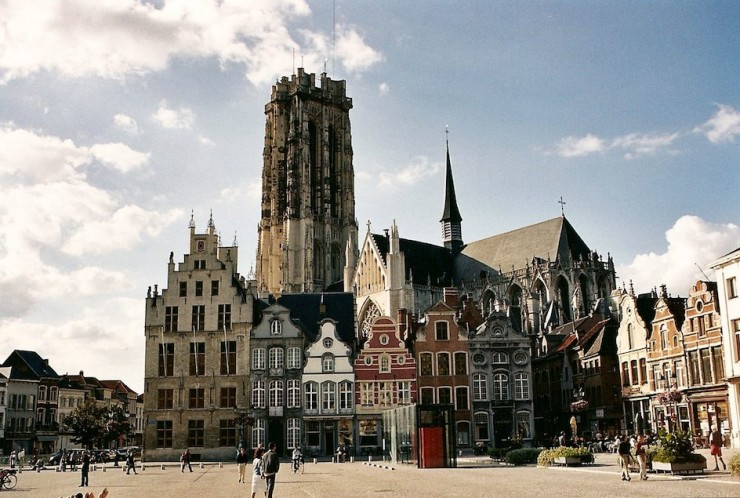 mechelen Photo from Jan Bol