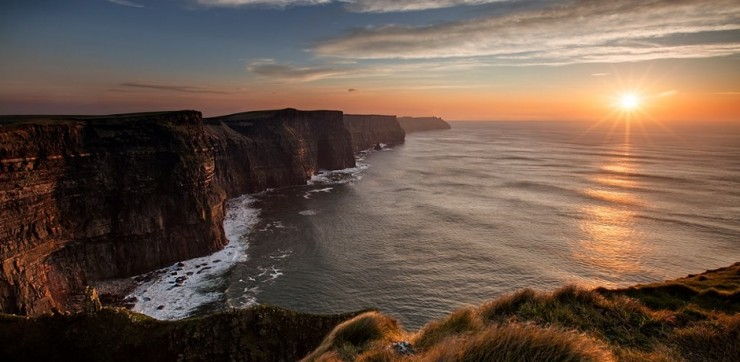 mooher Photo from Cliffs of Moher Retreat