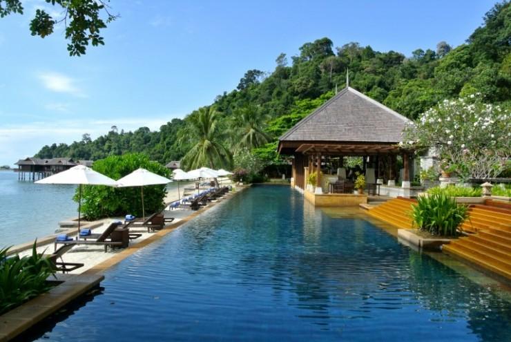 Pangkor Laut Resort دیدنی فوق العاده مالزی