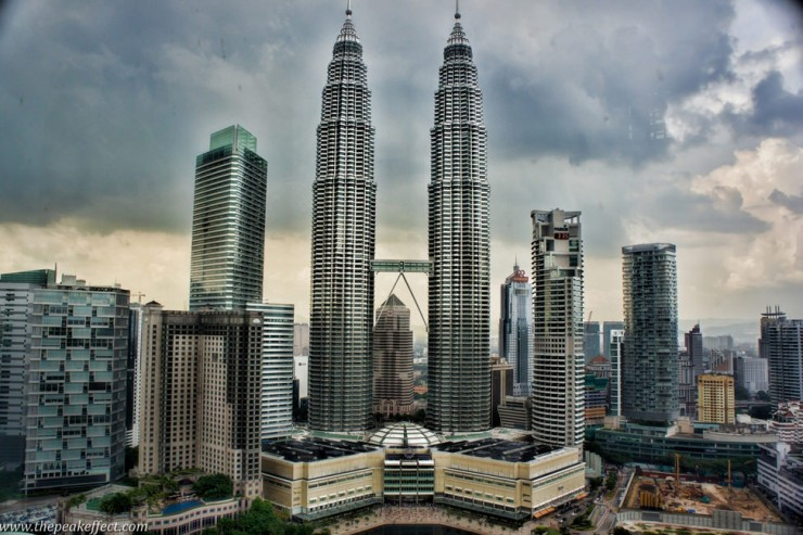 petronas- Photo by Donato Scarano
