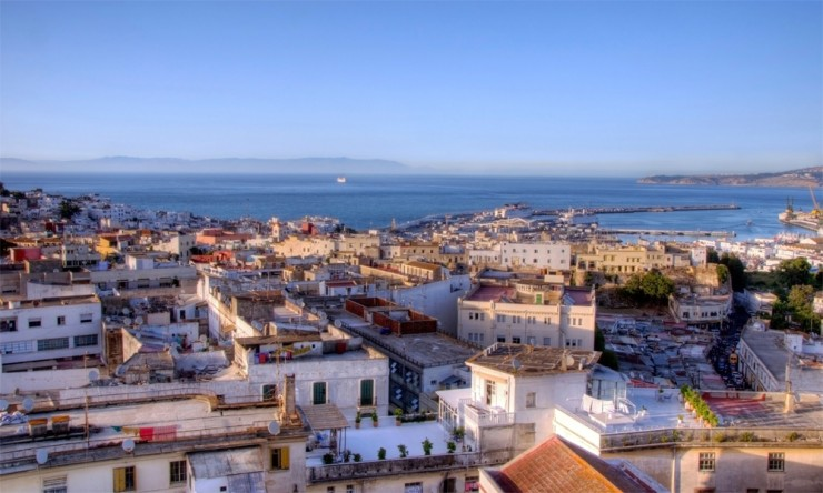 tangier Photo by Alamy