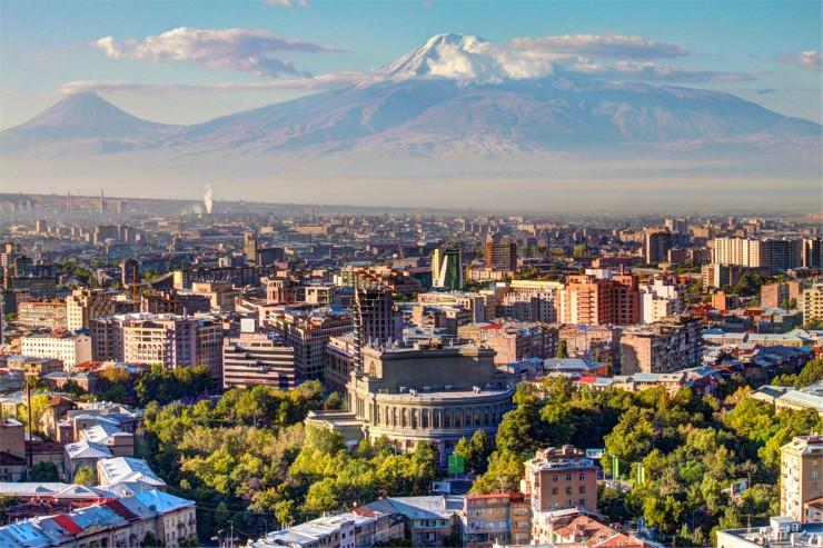 ایروان، ارمنستان