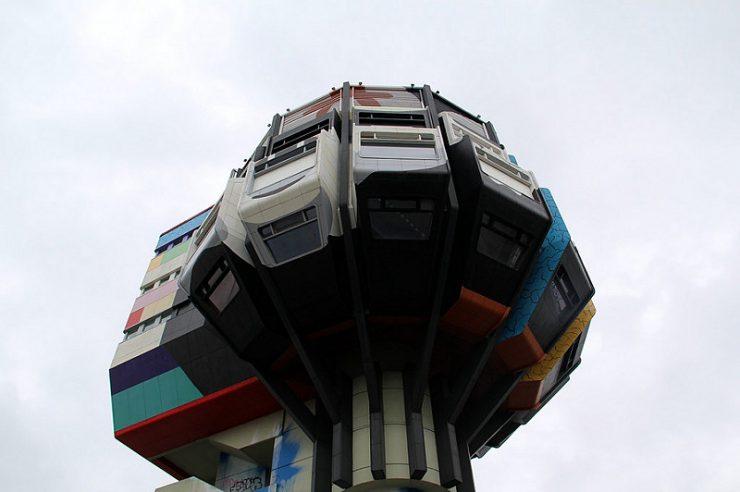 Bierpinsel Tower