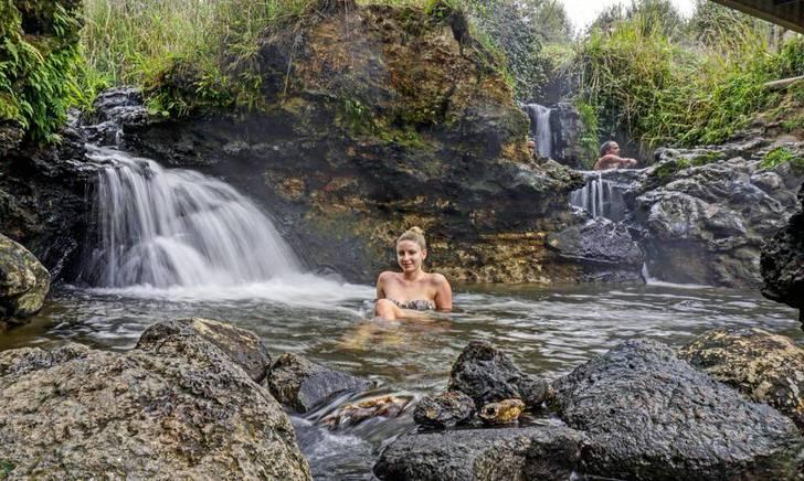 Otumuheke Springs