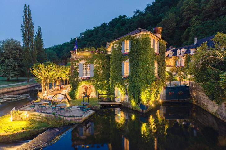 Moulin de l'Abbaye, France
