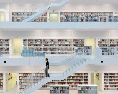 Top 10 Libraries in Europe