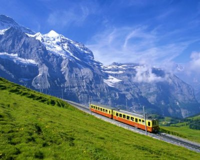 8 Things to Do in Switzerland