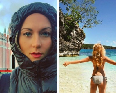At Only 27, This Woman is About to Become the First Female to Visit Every Country on Earth