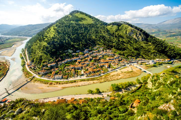 Historic City of Berat in Albania