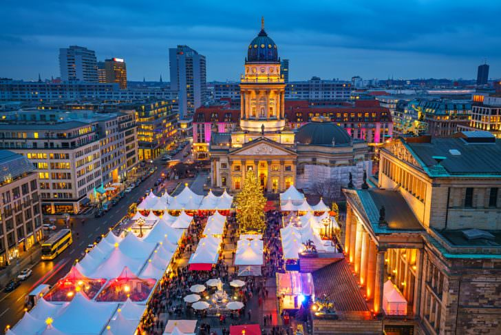 Berlin Christmas Market, Germany