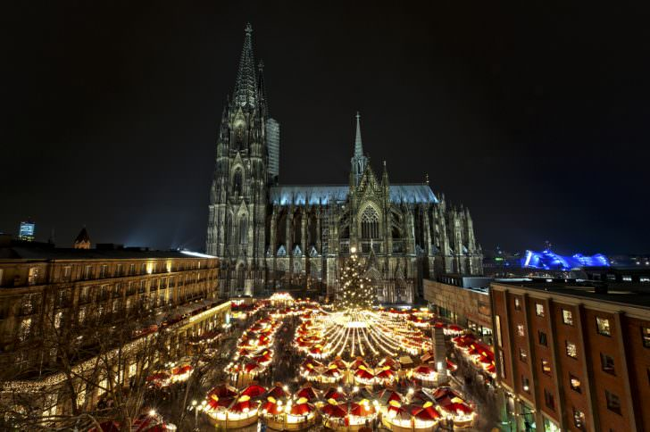 Cologne Christmas Market, Germany