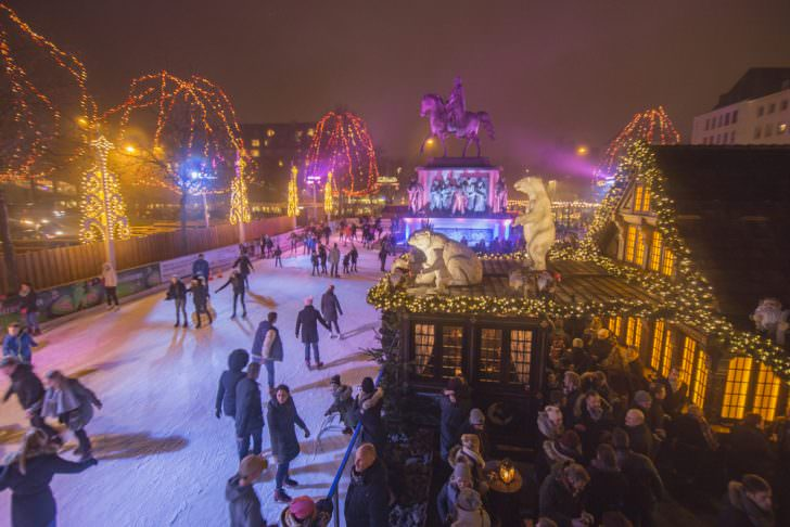 Christmas in Cologne, Germany