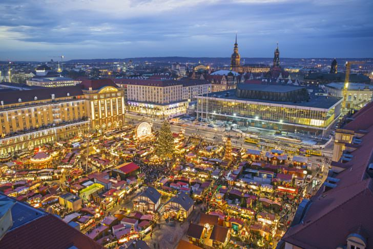 Dresden Christmas Market, Germany