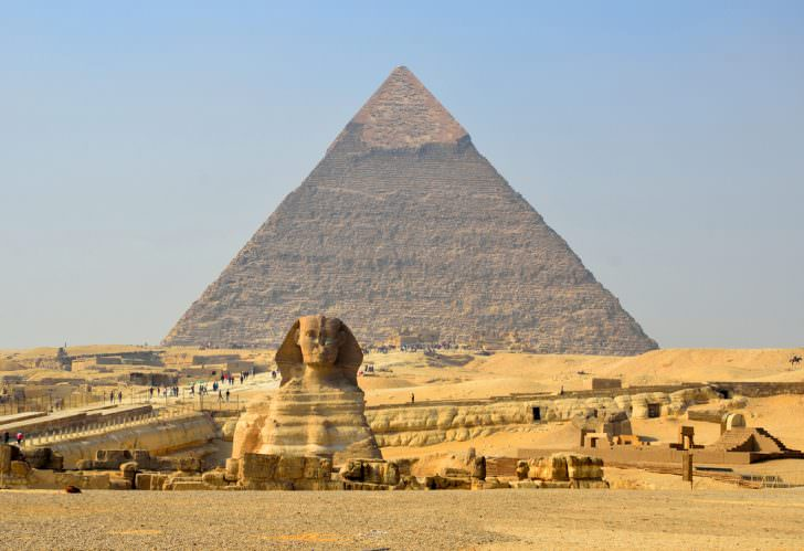 Great Sphinx, Egypt