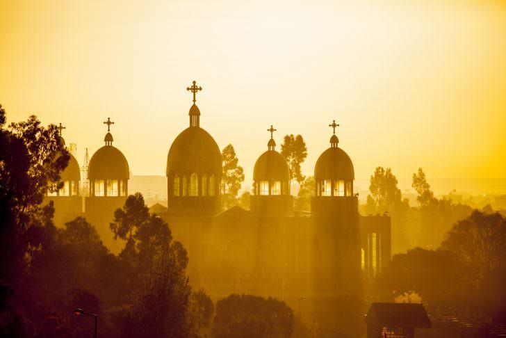 Ethiopian orthodox church