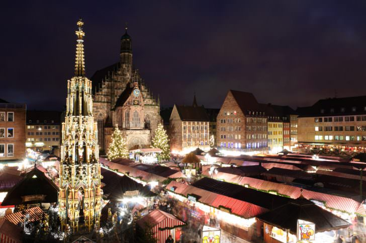 Nuremberg Christmas Market, Germany