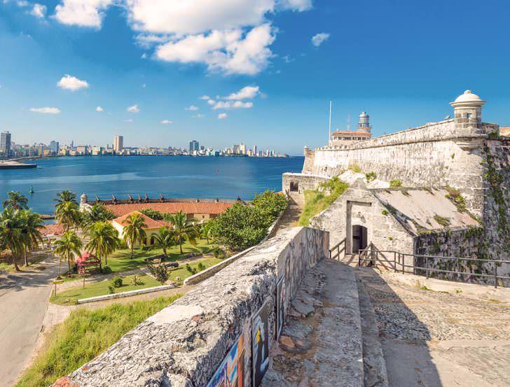 El Morro in Havana.