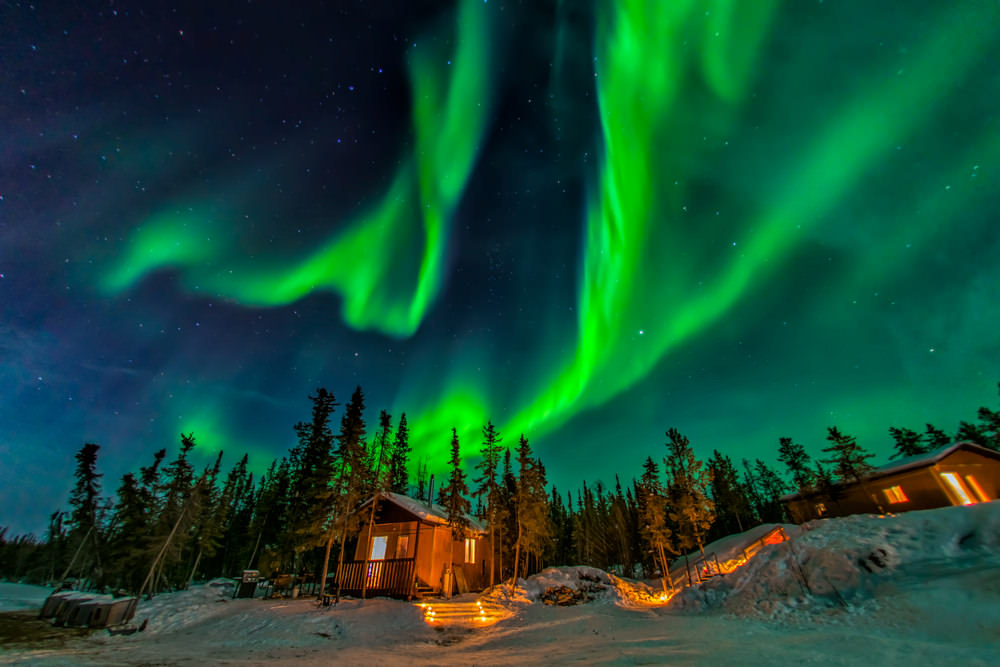 These 10 Northern Lights Spots Will Light Up Your Life