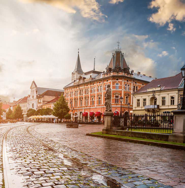 Andrassy Palace