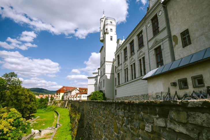 Famous Town of Levoca, Slovakia