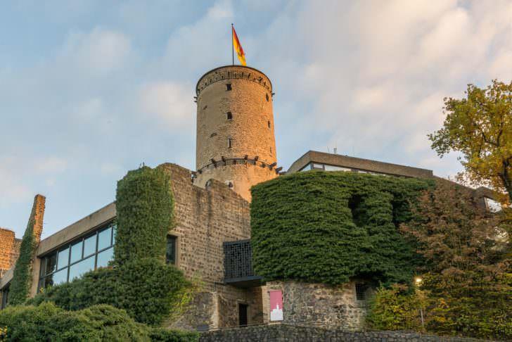 Godesburg Castle, Bonn, Germany