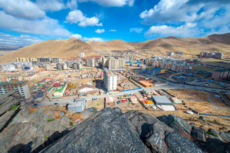 Ulaanbaatar, Mongolia © Mark Agnor | Shutterstock, Inc.
