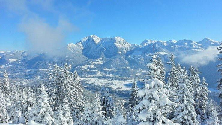 Hochschwarzeck Alpine Resort
