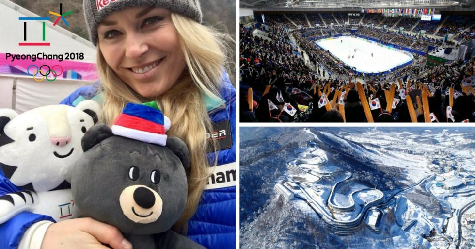 The Ultimate Guide to the 2018 PyeongChang Winter Olympics and Paralympics