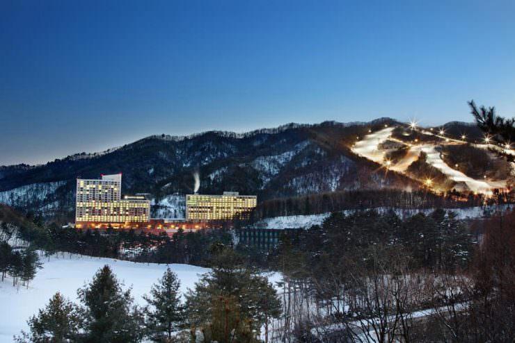 Hanwha توچال Pyeongchang