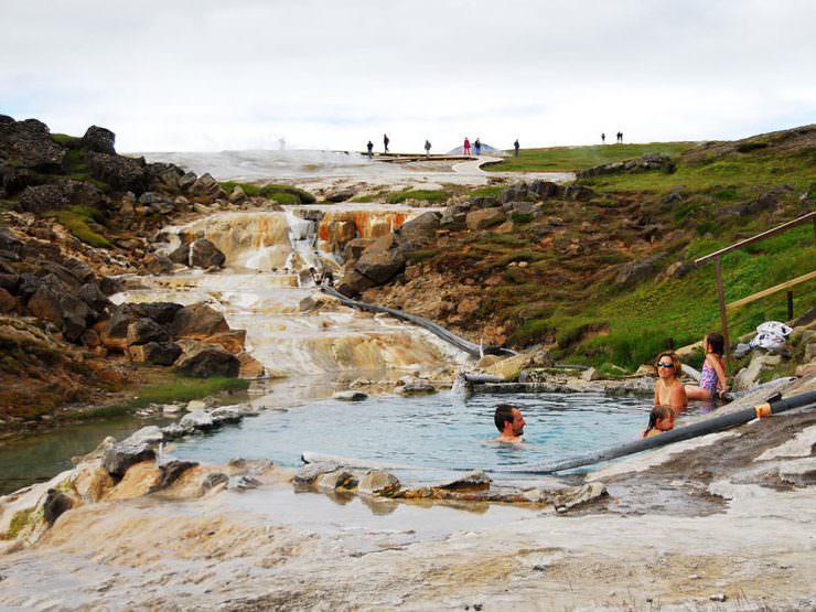 Hveravellir, Iceland.