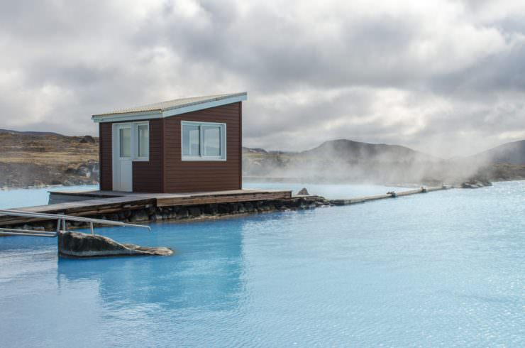 Myvatn Nature Baths, Iceland