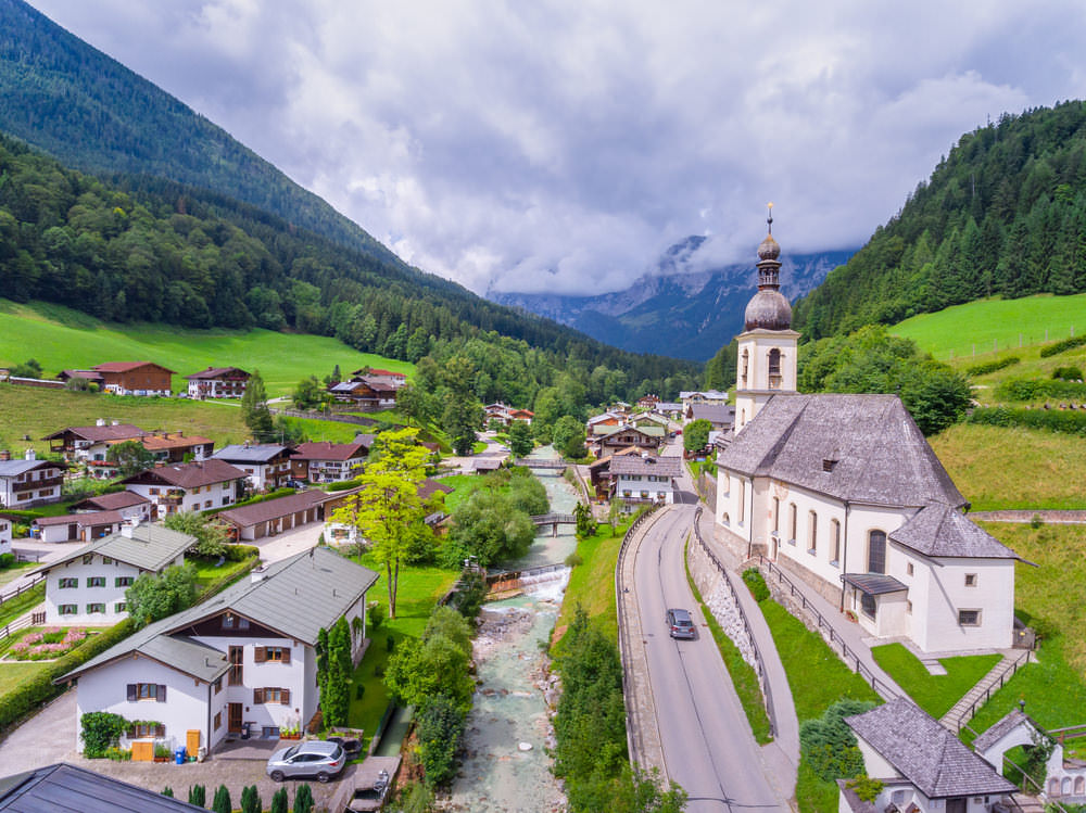Top 10 fairy tale towns in germany places to see in your Best villages in america