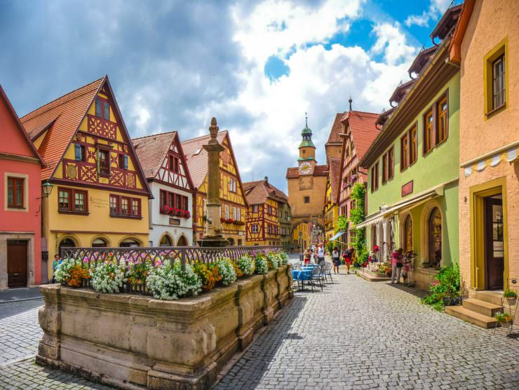 Top FairyTale Towns In Germany Places To See In Your Lifetime - 10 most enchanting towns in germany