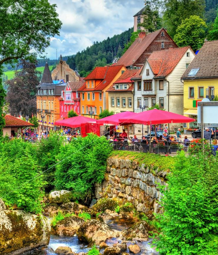 Top 10 Fairy-Tale Towns In Germany