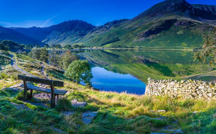 Buttermere, The Lake District National Park, England