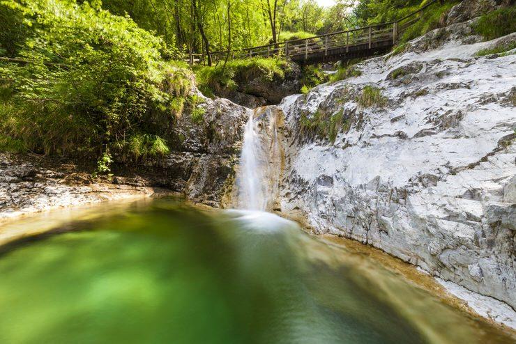 Dolomiti Bellunesi National Park, Italy