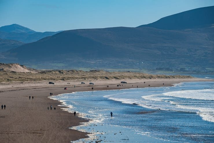 Inch beach, Dingle, Ireland