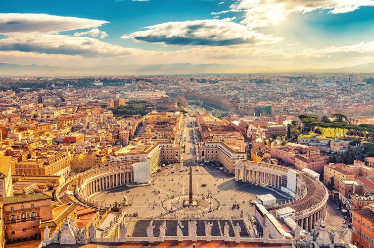 Saint Peter's Square, Vatican