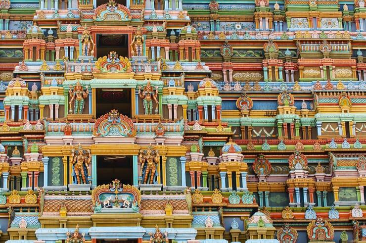 Sri Ranganathaswamy, Srirangam, India