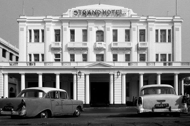 Strand Hotel in 1983