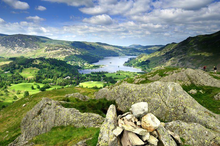 Ullswater, Lake District National Park, England