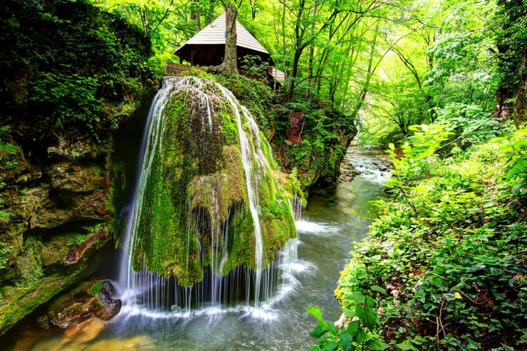 Bigar Waterfall, Romania